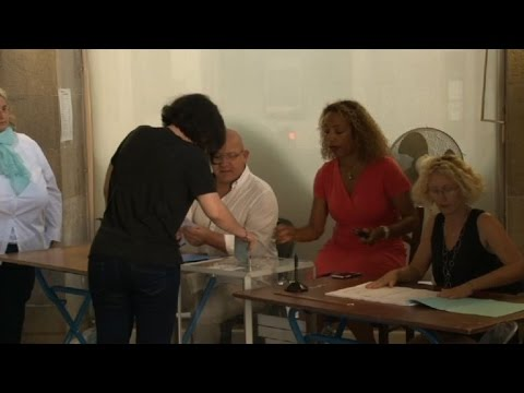 Polls open for French parliamentary election