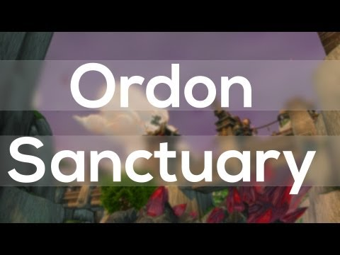 How to Get to The Ordon Sanctuary without Cloak (Guide) Timeless Isle Patch 5.4