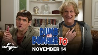 Dumb And Dumber To - Featurette: