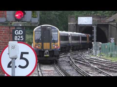 Guildford station 30/09/17