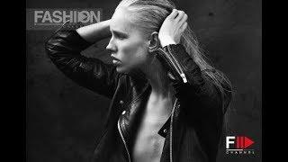 JESSIE BLOEMENDAAL Model Spring 2020 - Fashion Channel