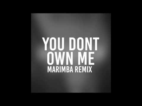 You Don't Own Me (Marimba Remix of Grace Feat. G-Eazy)