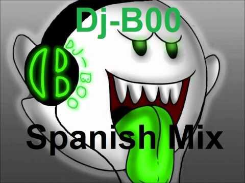 Dj-B00 Spanish Mix