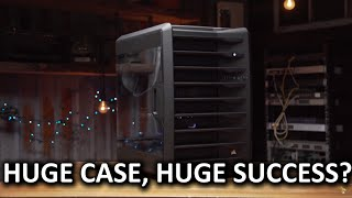 the biggest baddest case around corsair air 740 review