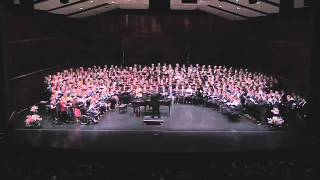 """Wade in the Water,"" arranged by Allen Koepke"