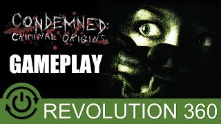 Condemned: Criminal Origins Introductory Gameplay Xbox 360
