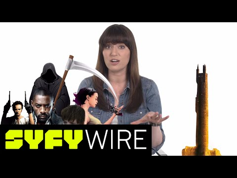 The Dark Tower in 2 Minutes | SYFY WIRE