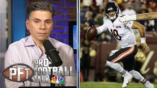 Bears' offense still has issues despite win over Redskins | Pro Football Talk | NBC Sports