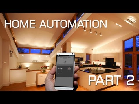 android home automation