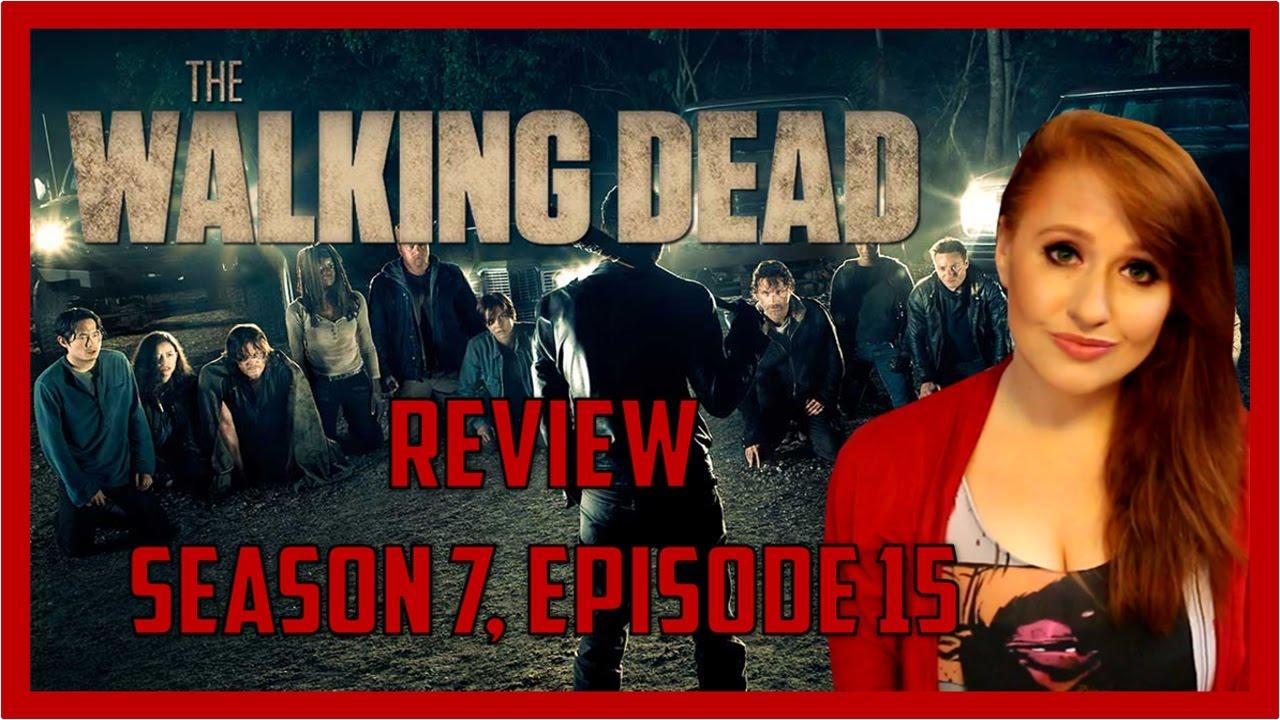 The Walking Dead Season 7 Episode 15 Stream