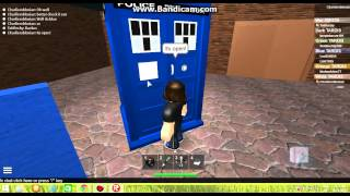(OLD) Roblox Doctor Who S1E1