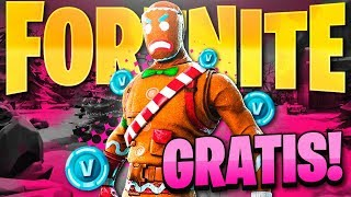 """HOW TO GET THE SKIN """"GALLETA"""" FREE IN FORTNITE: BATTLE ROYALE!! - TheManueltn1"""