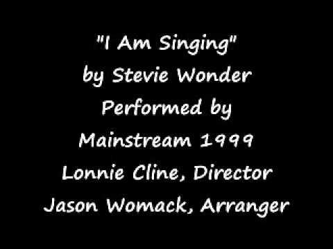 I Am Singing (Stevland Morris)