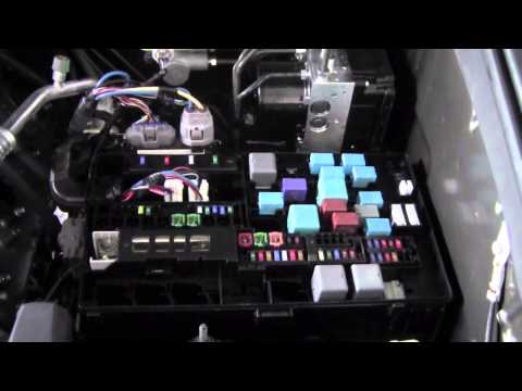 2012 Toyota Tundra Fuses and Relays How To By Brookdale