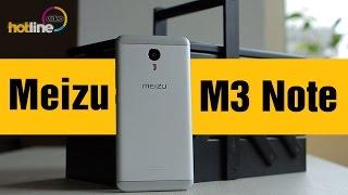 Meizu M3 Note – обзор недорогого смартфона с отличными характеристиками