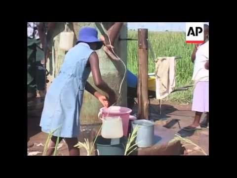 Water still in short supply, agencies drill boreholes