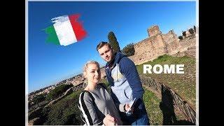 Travel Vlog | Řím 2. část | Natalia