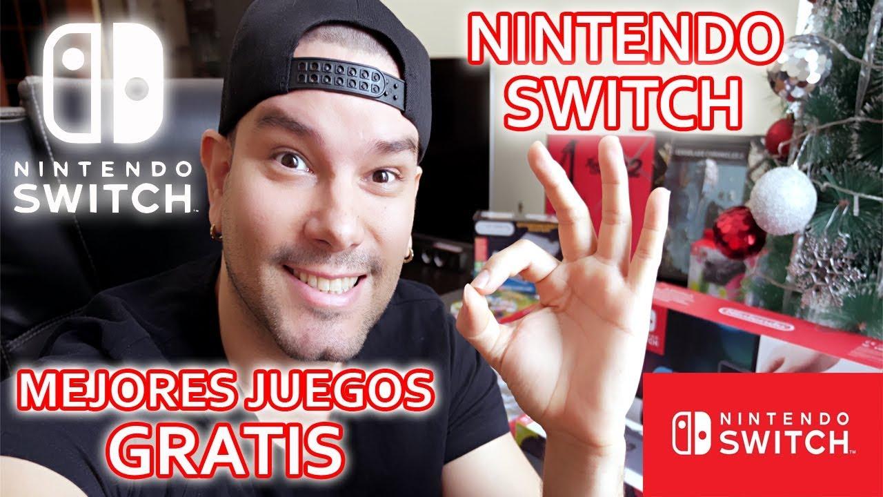 Mejores Juegos Gratis Nintendo Switch 2018 2019 Youtube