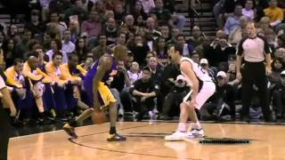 "Kobe Bryant Mix: ""Cinderella Man"" [HD]"