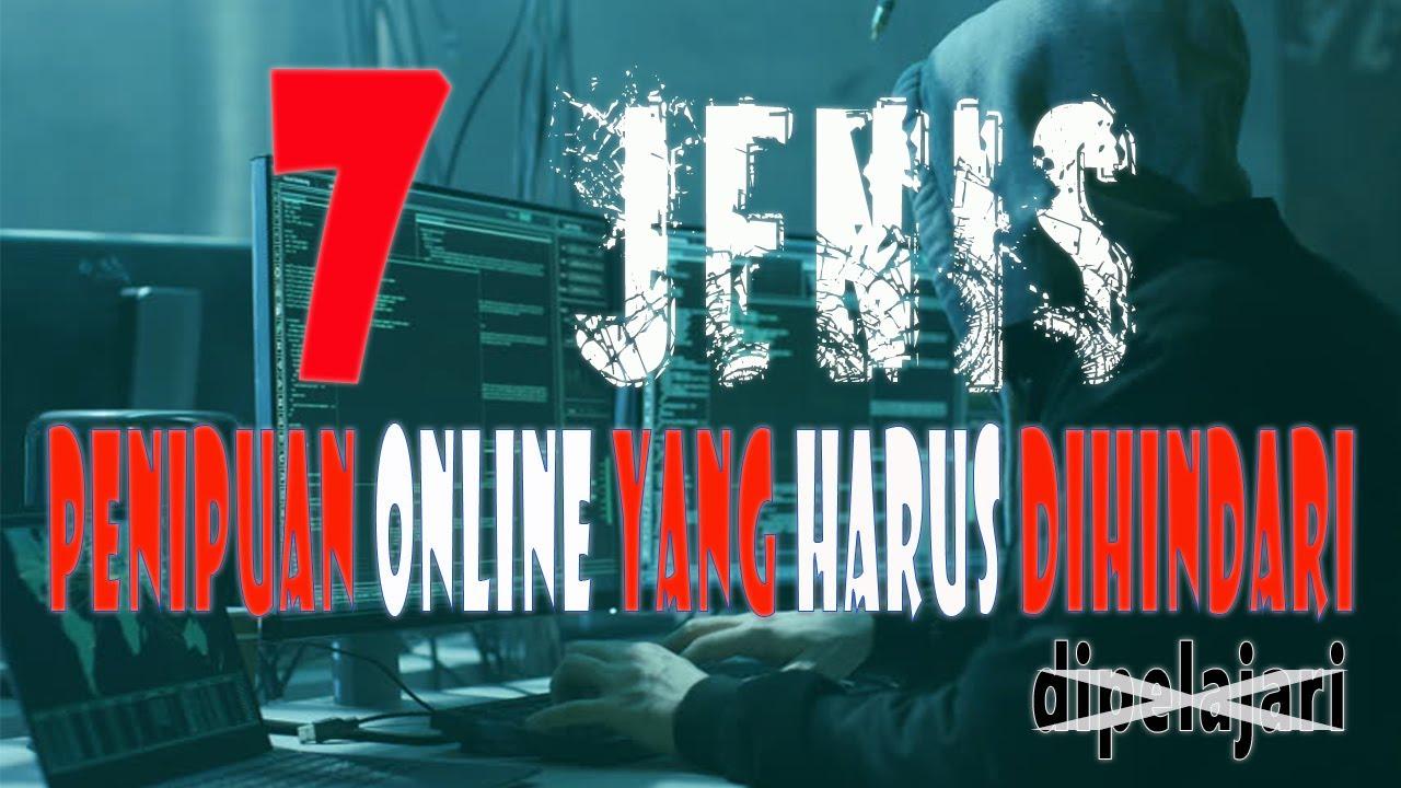 7 Jenis Penipuan Online Phising Ebay Scam Nigeria Letter