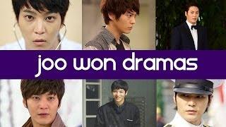 Top 6 Joo Won Korean Dramas - Top 5 Fridays