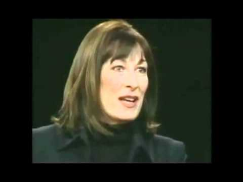 Anjelica Huston - Charlie Rose Part 2