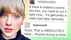 """Taylor Swift Ignores Warnings When Releasing """"You Need to Calm Down"""", Chaos Ensues"""