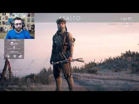 Battlefield 1 Dominando en Cabo Hells