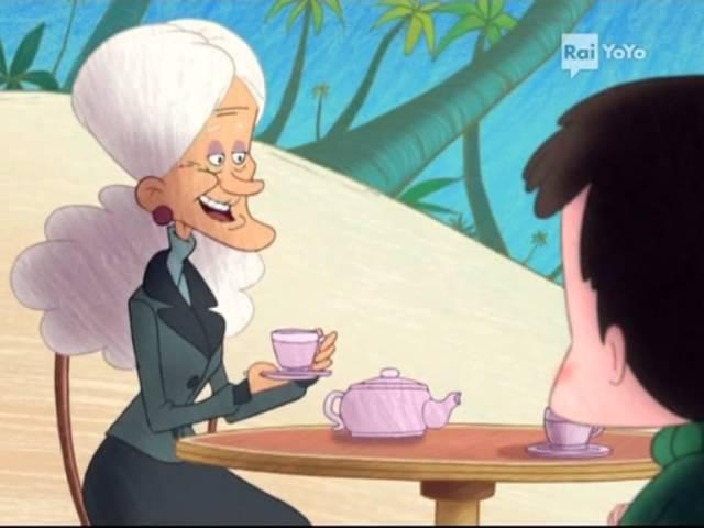 Apprendista Babbo Natale Ep 05.Apprendista Di Babbo Natale Ep 35 Nonna Nicole Youtube
