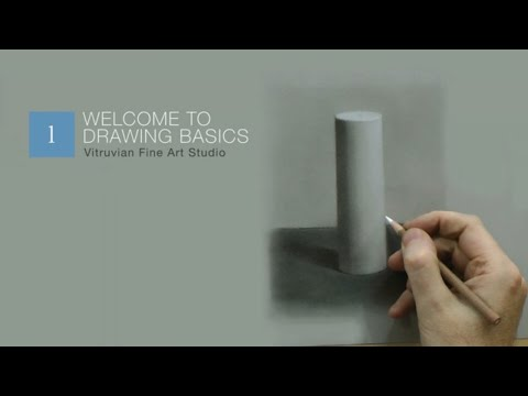 Drawing Basics – The Online Course