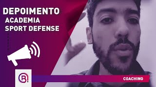 Depoimento Coaching - Academia Sport Defense