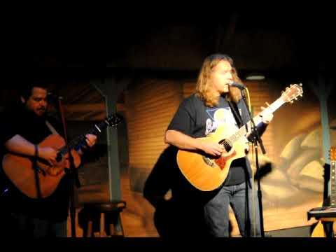 "Berkley Hart ""Barrel of Rain"" The Coffee Gallery Backstage 11/08/09"