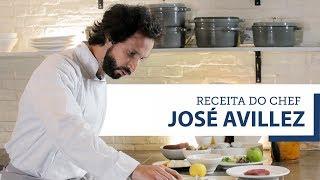Uma receita do chef José Avillez