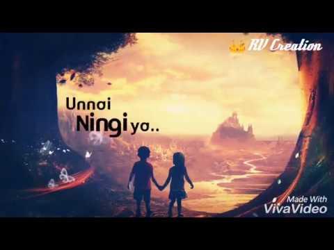 Anegan - Thodu Vaanam Video Song Whatsapp Status | Dhanush Whatsapp Status