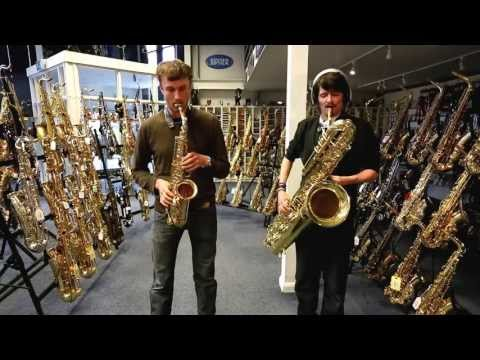 Daft Punk feat. Pharrell Williams - Get Lucky - Saxophone Duet