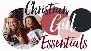 Christian Girl Essentials!