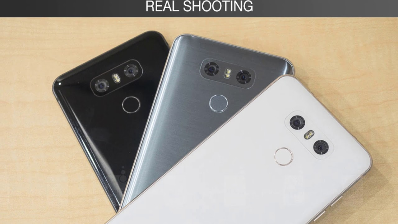 LG G6 H870DS Quad Core 4G LTE Android Dual Sim 4GB RAM 32GB ROM 5 7 Dual  13MP Mobile Phone