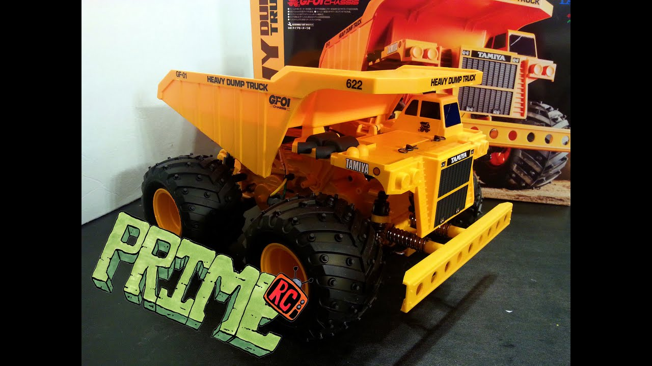 Heavy machinery is the prime need