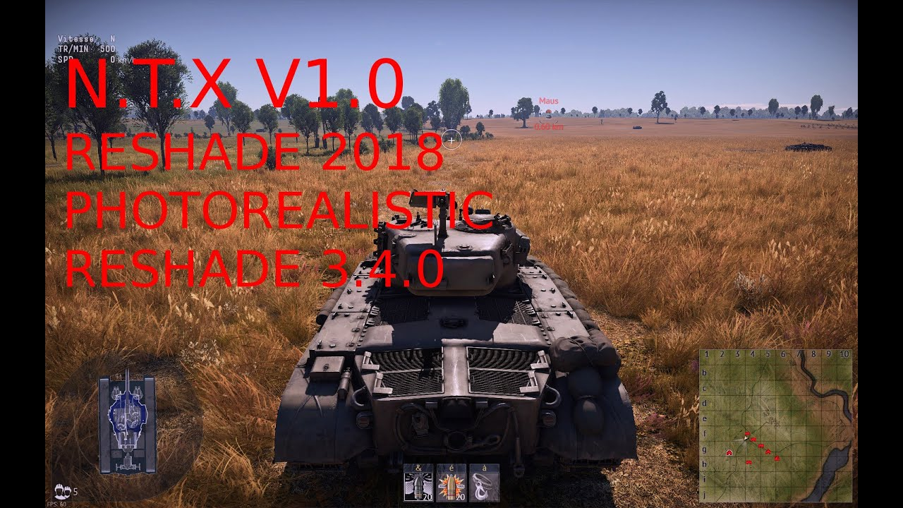 war thunder reshade