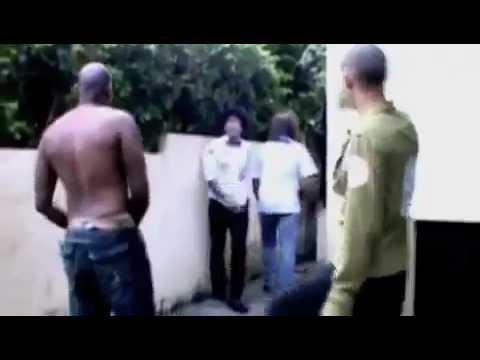 Gorki Aguila provoca desde su balcón Habana 10 diciembre 2011