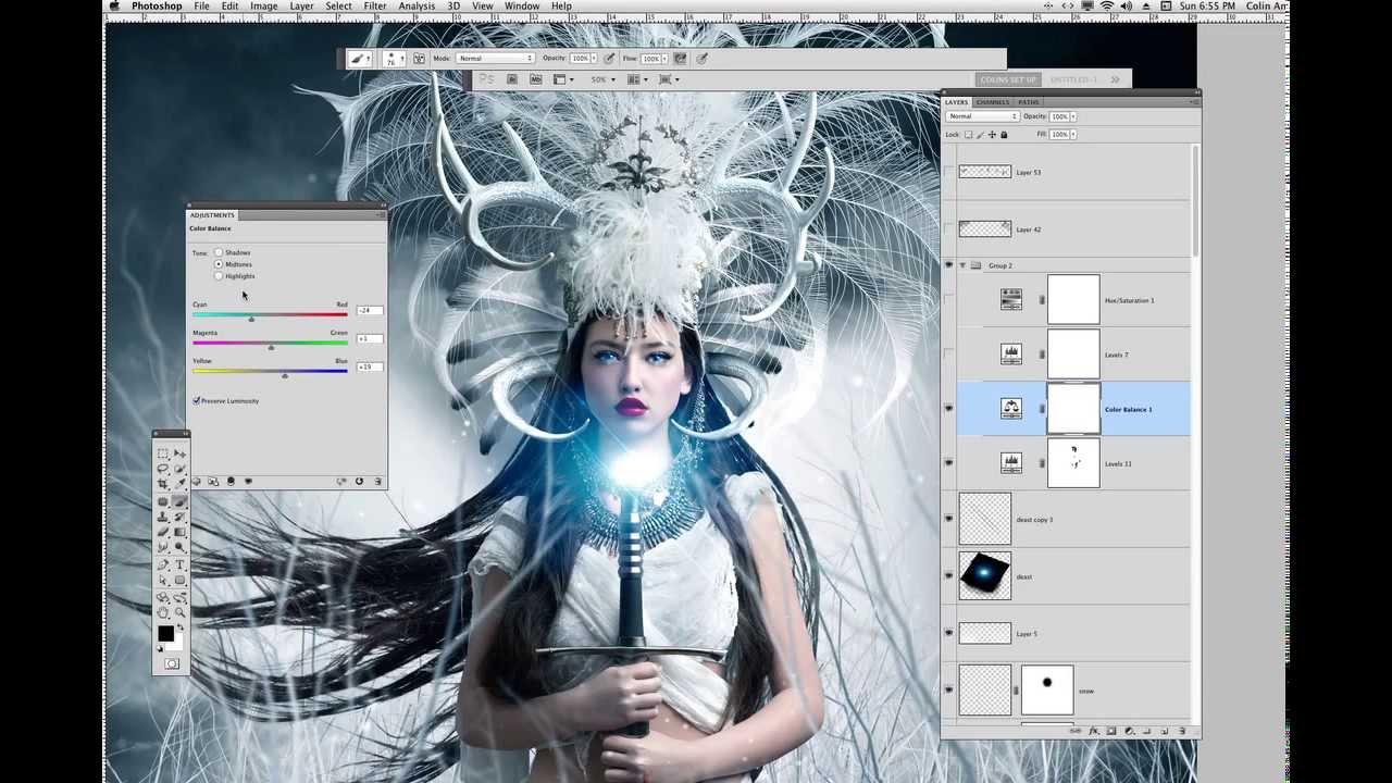 Photoshop compositing youtube photoshop compositing baditri Images