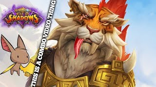 I Can't Think of a Good Title. Click It | Firebat Hearthstone