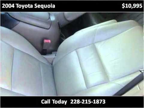 2004 Toyota Sequoia Used Cars Ocean Springs MS