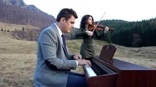 Repeat youtube video Aleluia - Ciurdas Andrei & Andra Bujor (cover)