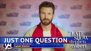 Just One Question: \'Avengers: Endgame\' Edition