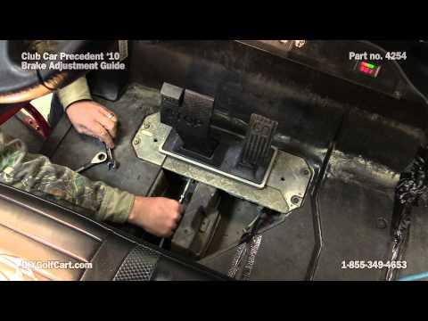 how-to-adjust-brakes-on-a-club-car-precedent-golf-cart