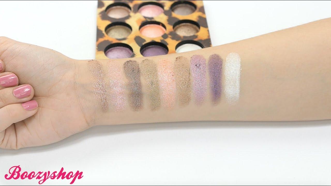 Wild Child Baked Eyeshadow Palette by BH Cosmetics #20