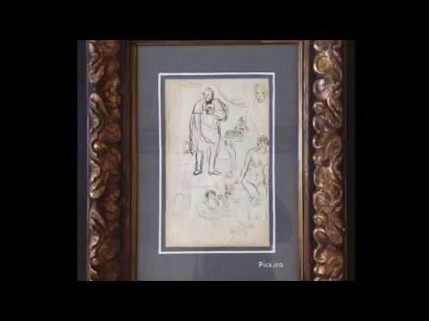 MH Fine Arts Investment - Pablo Picasso's Cinque Personages (5 People)