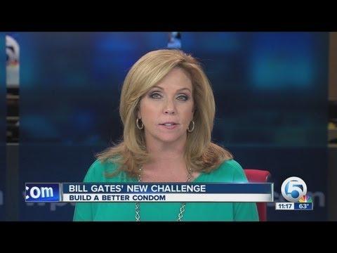 Bill Gates' new challenge