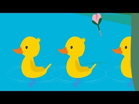 Мультфильм про маму утку и утят